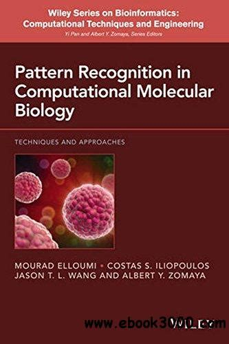 Pattern Recognition Software And Techniques For Biological Image Analysis | pattern recognition in computational molecular biology