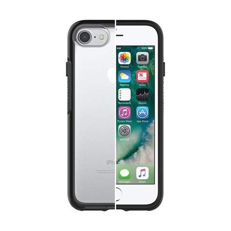Otterbox Symmetry Black Clear For Iphone 6s6 Original Asli jual otterbox symmetry series iphone 6s or iphone 6 clear black harga kualitas