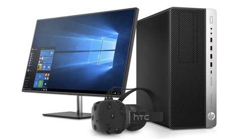 Desktop Hp Elite Desk 800 G3 Mt 1me93pa hp eliteone 800 g3 aio elitedesk 800 g3 tower and