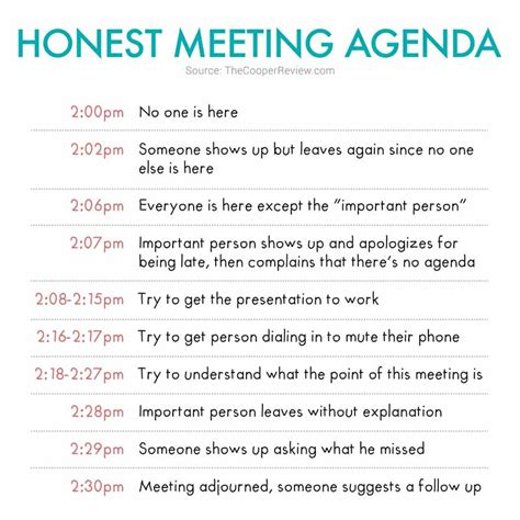 modern people mdp agenda for honest meeting agenda
