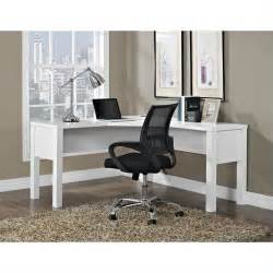 Home Office L Desk L Desk For Home Office In White 9820196