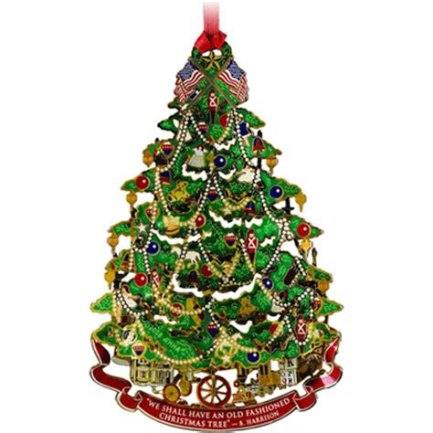 white house christmas tree ornaments chemart 2008 white house christmas ornament christmas trees decorations shop the