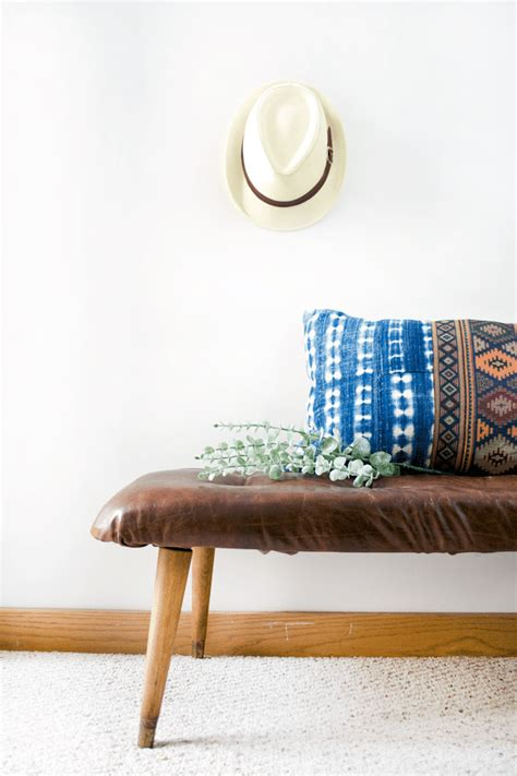 diy tufted bench diy modern leather tufted bench brepurposed
