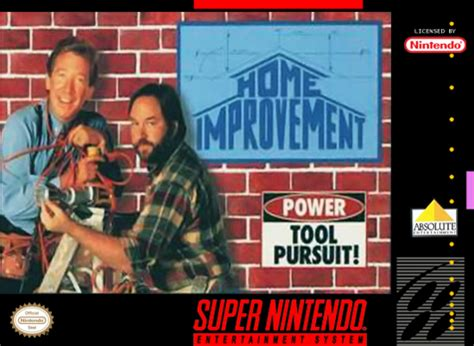 play home improvement power tool pursuit nintendo