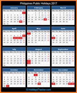 United Arab Emirates Uae Calendario 2018 Philippines Holidays 2017 Holidays Tracker