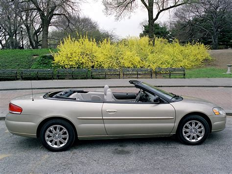 Chrysler Seabring by Chrysler Sebring Convertible Specs Photos 2003 2004