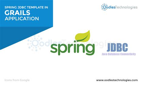 spring jdbc template in grails application