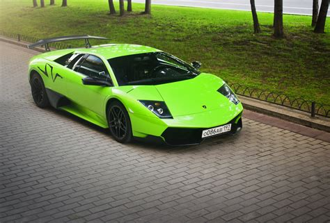 Murcielago Lamborghini Lamborghini Murcielago Sv Madwhips