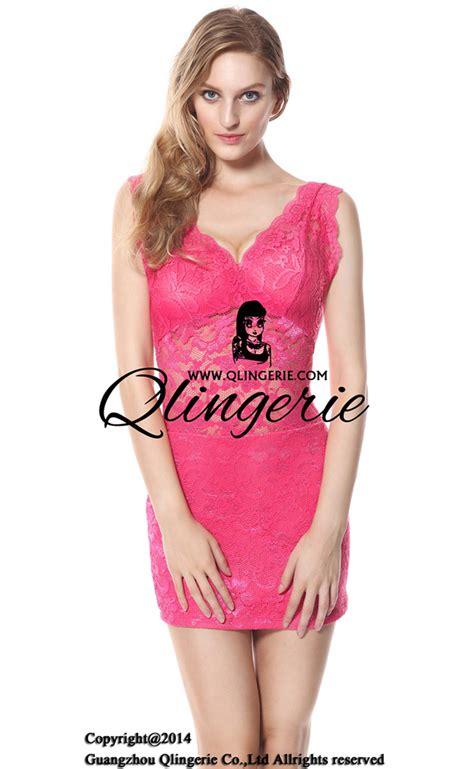 Mini Dress 263 mini dress with lace n8006