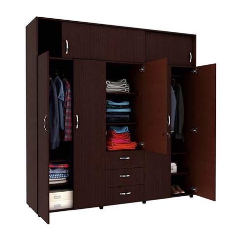 armario homecenter armario practimac magnus 2 0 wengue alkosto tienda online