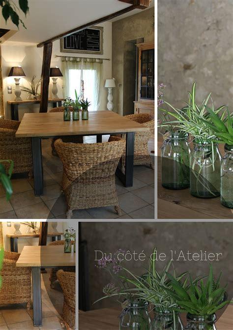 Table Carrée Salle à Manger by Deco Chambre Fille Moderne