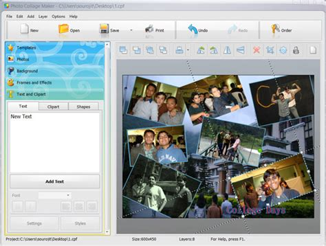 theme collage maker best photo collage maker for windows