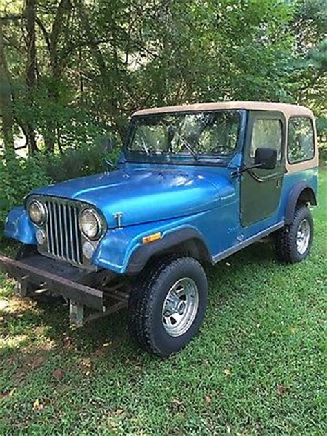 Jeep Cj For Sale In Florida Cj5 Jeeps For Sale