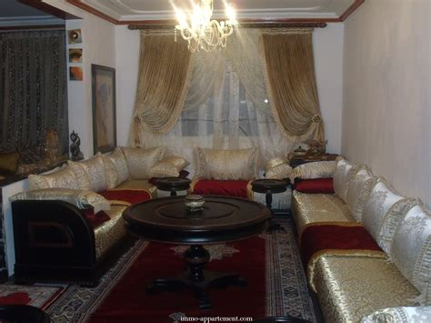 canapé marocain occasion vente salon marocain moderne pascher
