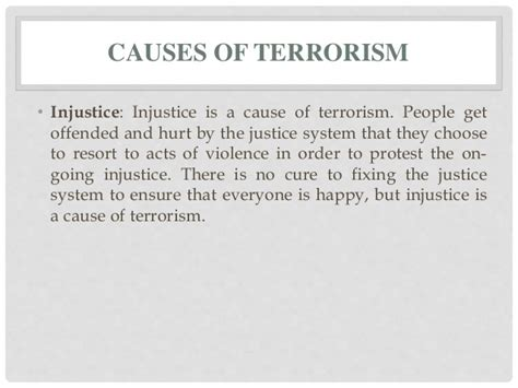 crimes of terror the and political implications of federal terrorism prosecutions books terrorism causes effects and solutions