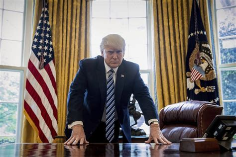 trump in the oval office trump 100 day mark of presidency not very meaningful