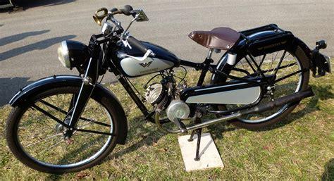 Wanderer Motorrad Modelle by Wanderer Baujahr 1939 Leichtmotorrad Mit Sachs Motor