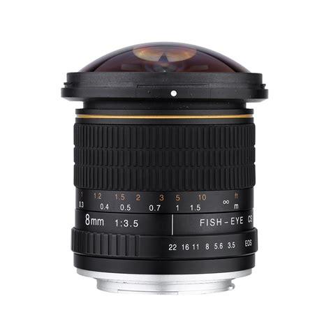 Fisheye Kamera Dslr Canon lightdow 8mm f 3 5 170 deg aspherical circular lens