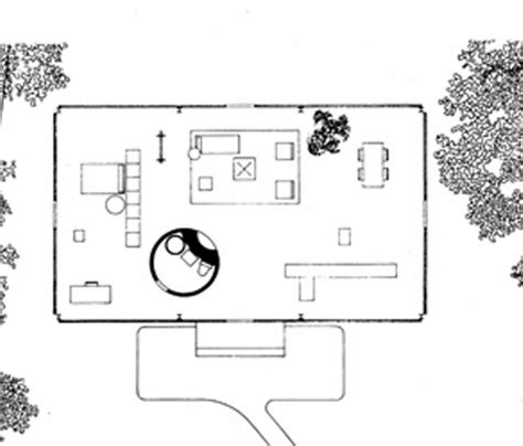 philip johnson glass house floor plan philip johnsons glass house photos