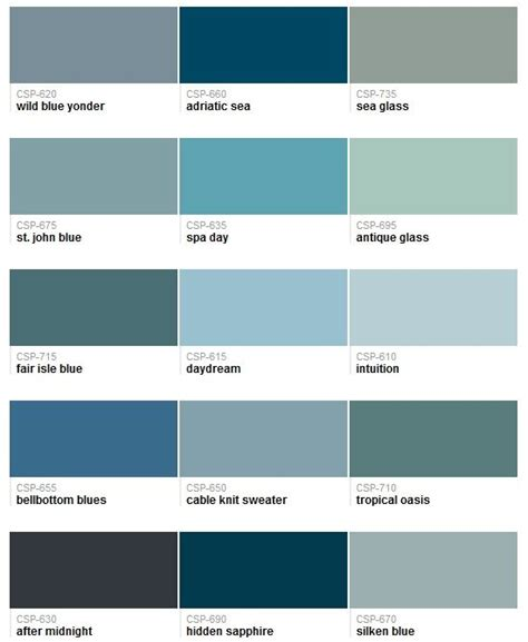 benjamin color ideas favorite places spaces