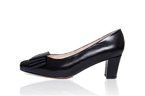 wide fit shoes lottie wide fit court shoe black leather sargasso grey