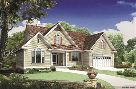 affordable house plans donald a gardner architects