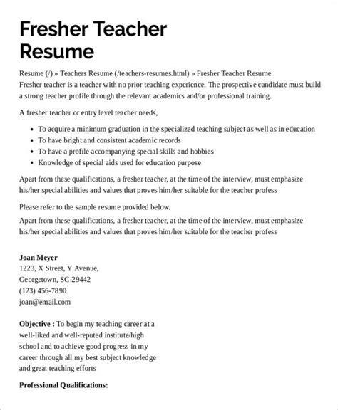 preschool teacher resume tips and samples resume tips pinterest