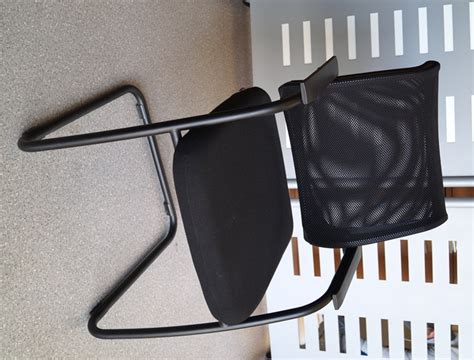 sedus stuhl sedus freischwinger modell netwin b 252 rostuhl besucherstuhl