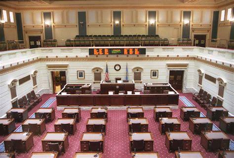 oklahoma legislature home page