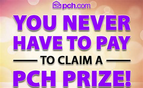 Is Pch A Scam - publishers clearing house scams by phone