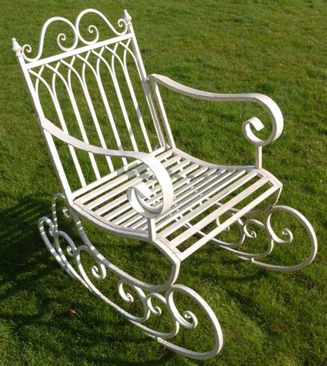 Rocking Garden Chair Garden Rocking Chair
