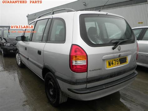 Spare Part Zafira vauxhall zafira breakers vauxhall zafira spare car parts