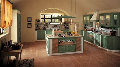 tende cucina rustica cucine rustiche country cucine country
