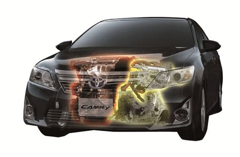 toyota camry mileage per litre toyota camry hybrid launched in india at rs 29 75 lakhs