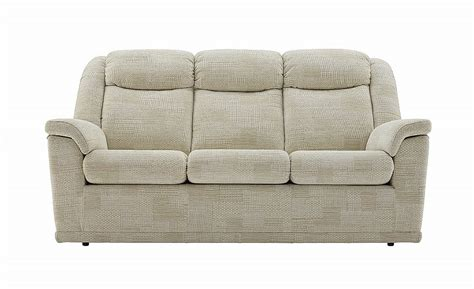 Miltons Upholstery by G Plan Upholstery Milton 3 Seater Sofa