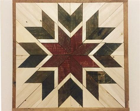 rustic wooden quilt square barn wood wall art woodwork