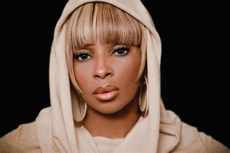 Mary J Blige Pictures | mary j blige opens up about finding strength though dark