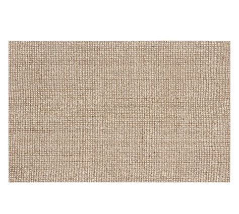 Pottery Barn Wool Rugs Chunky Wool Jute Rug Pottery Barn