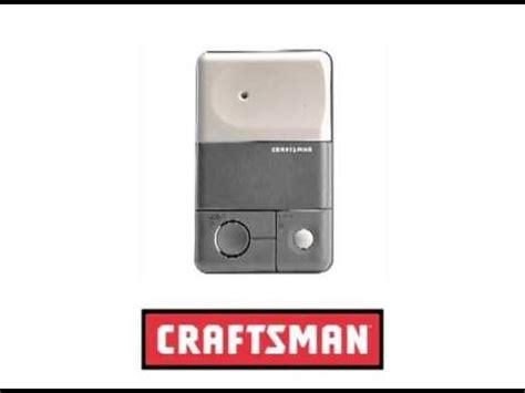Craftsman Garage Door Opener Remote Quit Working Sears Craftsman Garage Door Parts Accessories