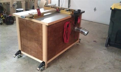 incra router table benchdog incra router table build by twodeuce lumberjocks woodworking community