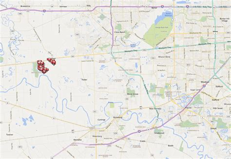 map of fulshear texas fulbrook houston tx guide fulbrook homes for sale