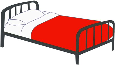 Clip Bed by Bed Clip Clipart Best