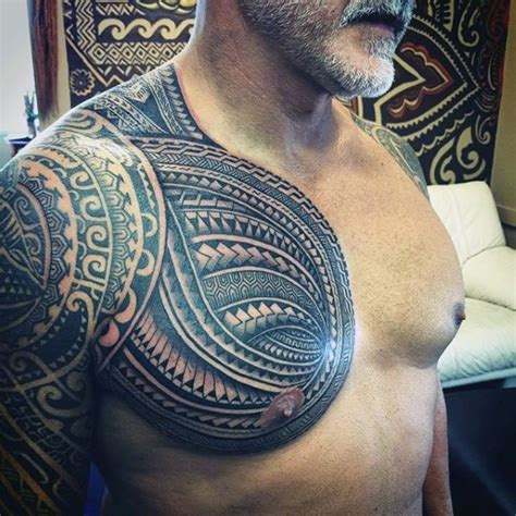 tattoo ideas chest and arm 90 samoan tattoo designs for men tribal ink ideas