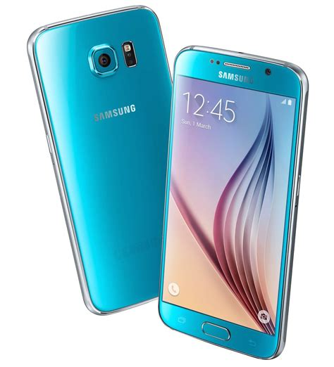 Samsung Galaxy S6 G920 Blue samsung galaxy s6 sm g920i 32gb blue topaz factory