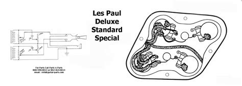 les paul deluxe wiring diagram wiring diagram schemes