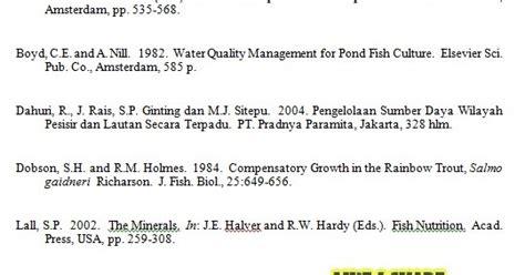 penulisan daftar pustaka lebih dari dua orang cara membuat daftar pustaka laporan pkl cara membuat