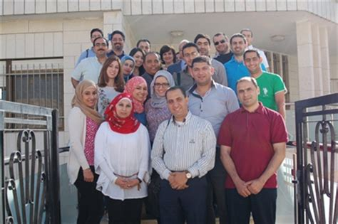 Iup Mba Personnel by Palestinian Territory Aauj Program Emba International