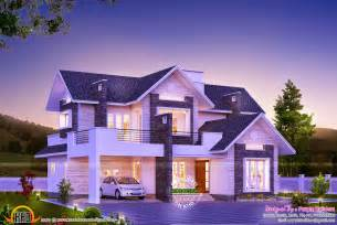 home design pic super dream home kerala home design and floor plans