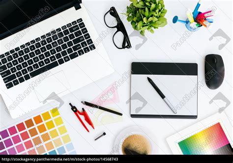 professionelle schreibtische professionelle kreative grafiker schreibtisch
