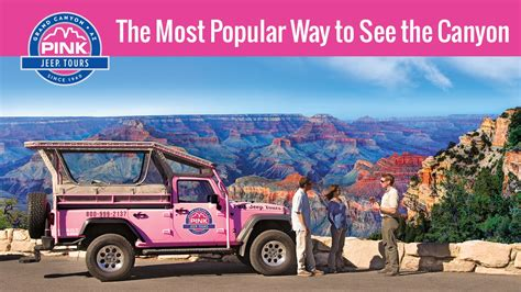 grand pink jeep tours grand tour pink jeep tours